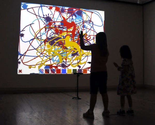 Interactive Art Projects