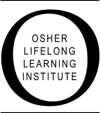 Osher Lifelong Learning Institute to host Aug. 23 open