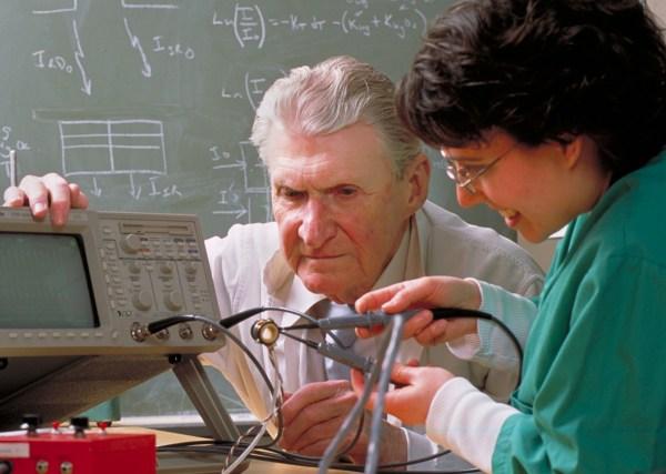 Purdue' Leslie Geddes Distinguished Teaching