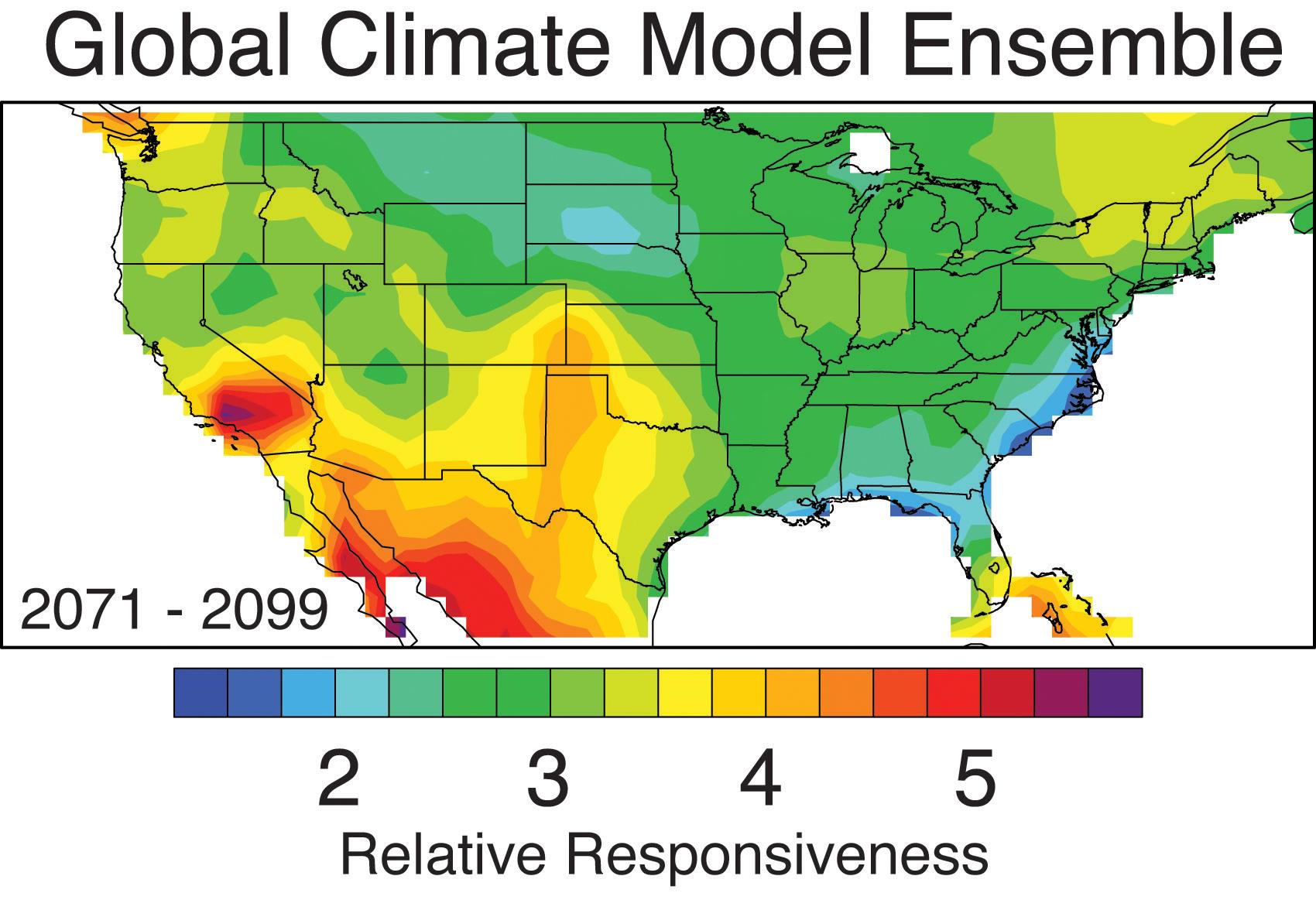 Purdue Researcher Identifies Climate Change Hotspots