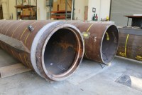Use of large open-ended pipe piles could lead to lower ...