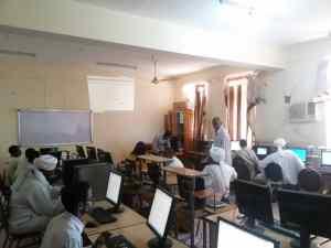 ادارة الحاسوب وتقانة المعلومات تقيم دورة الباحث العلمي (النسخة الثانية) بمشاركة رؤساء الاقسام ومديري الادارات