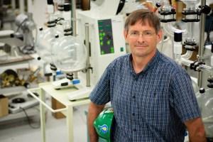El Dr. Martin Reaney (PhD), profesor de USASK en la Facultad de Agricultura y Biorecursos. (Foto: USASK)