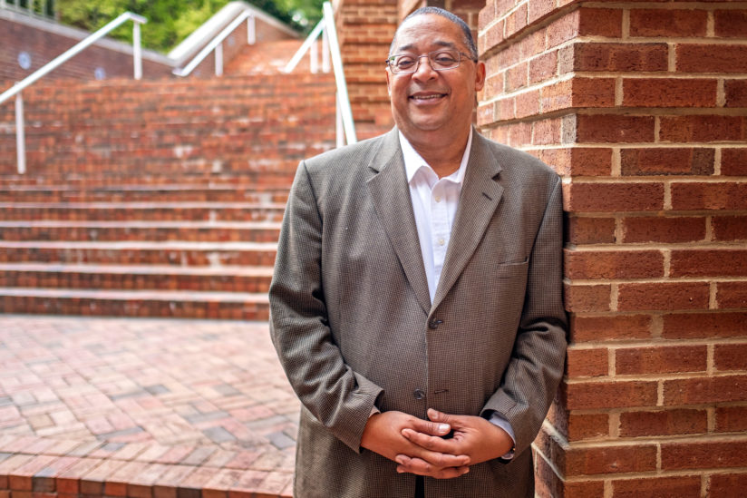 Winston Crisp, new USC vice president for student affairs