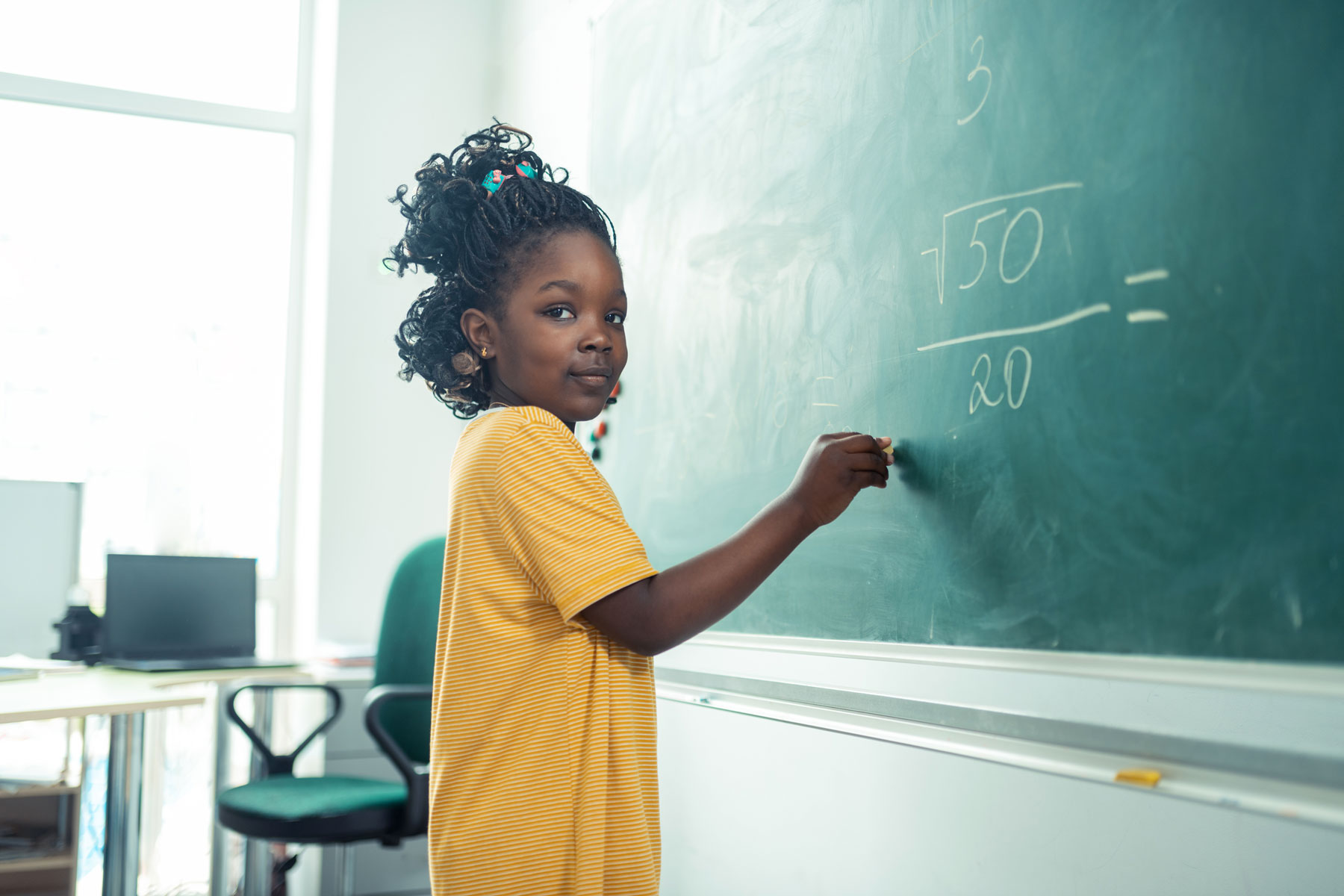 Teacher Bias Devalues Math Skills Of Girls And Students Of