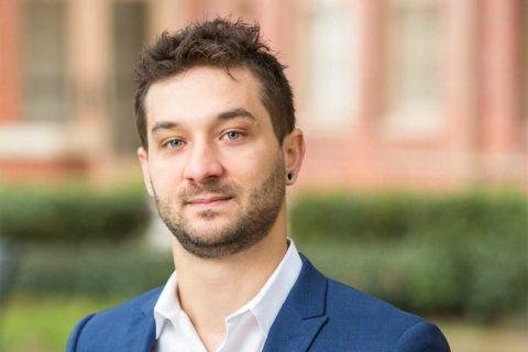 USC Marshall's Davide Proserpio was one of the first academics to study the sharing economy as he completed his doctorate. (Photo/Brian Morri)