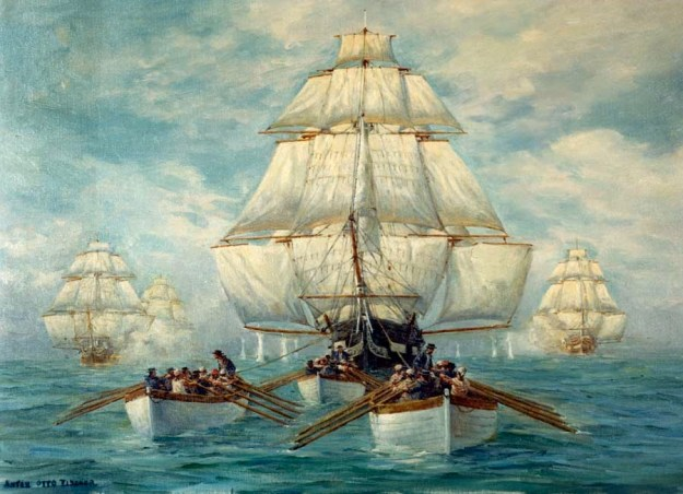 A British View of the Naval War of 1812