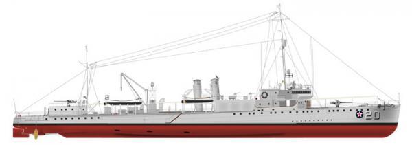 Historic Fleets - The Saga of the Williebee