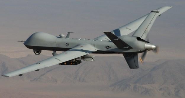 MQ-9 Reaper UAV. US Air Force Photo