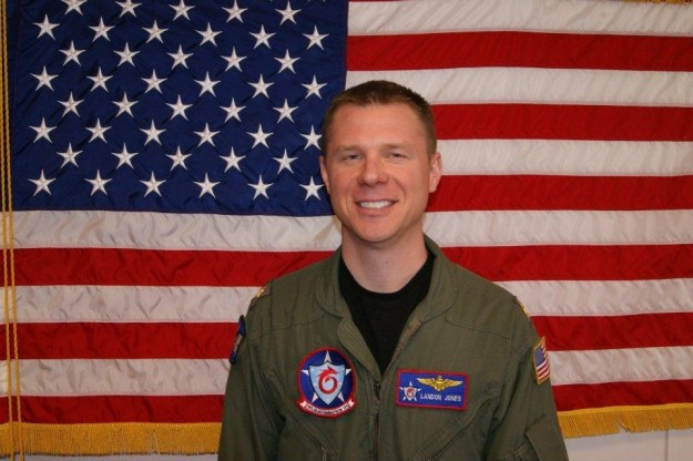 Lt. Cmdr. Landon L. Jones