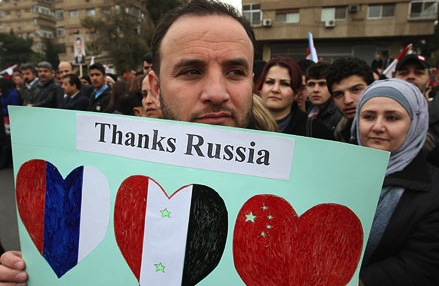 Russians on Syria: Not Even the Liberals Want To Intervene