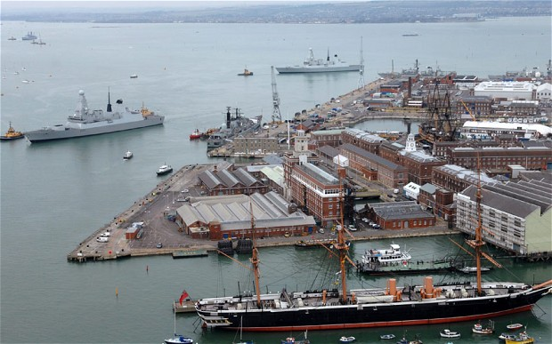 BAE Systems to Close One of World's Oldest Shipyards