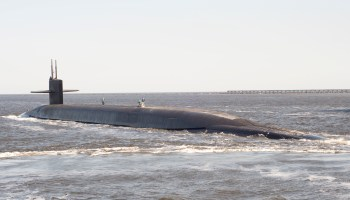 Document: Report to Congress On Ohio-Class Ballistic Missile