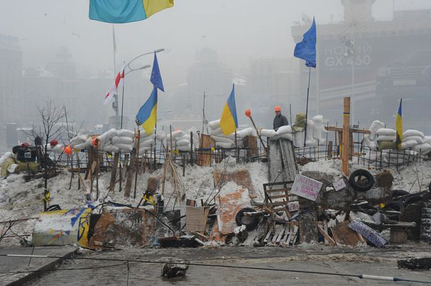 A Brief History of Conflict in Ukraine