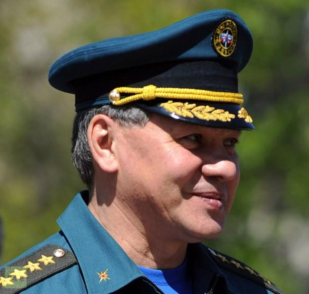 Russian Defence Minister Sergei Shoigu. RIA Novosti Photo