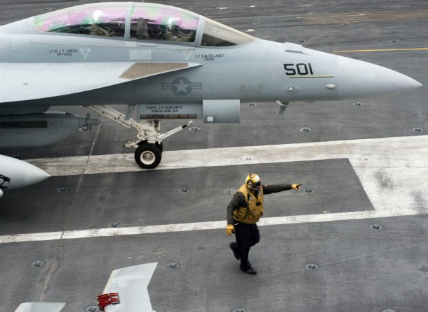 Navy Carrier Refueling and More Growlers Funded in House Appropriation Mark