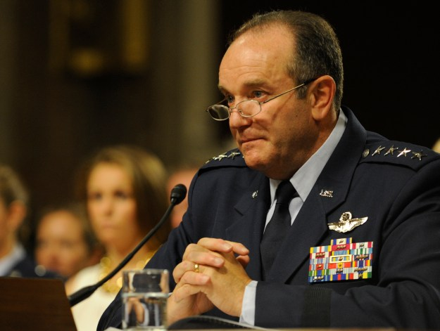 Gen. Philip Breedlove in April 2013. US Air Force Photo
