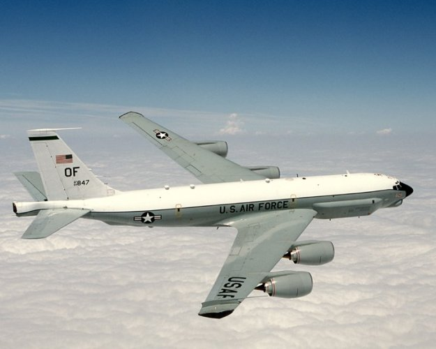 Russian Air Force Chief: U.S. Surveillance Flights Monitor Russia Daily
