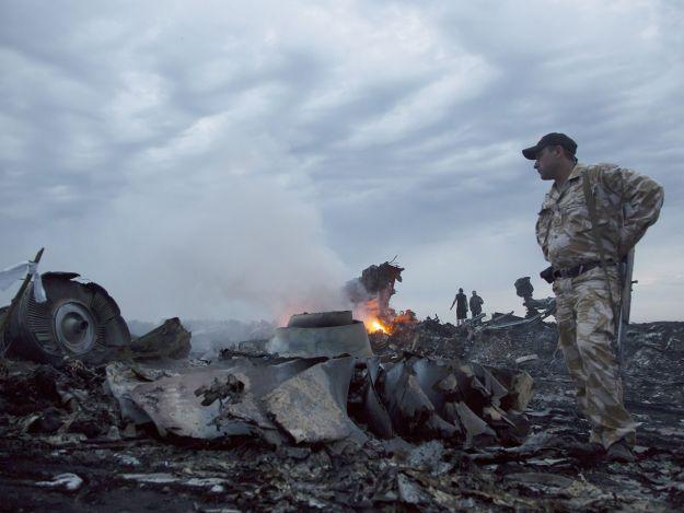 U.S Military Team in Ukraine to Assist in Airliner Shootdown Investigation