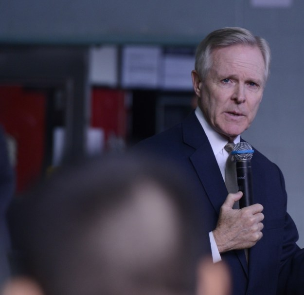 SECNAV Mabus Censures Three Admirals in Fallout from 'Fat Leonard' Investigation