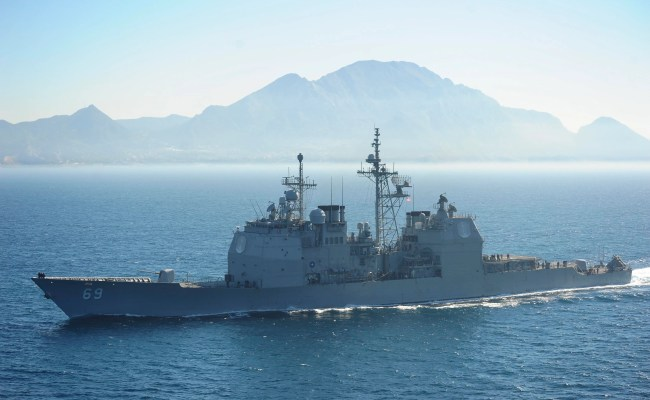 Fy 2017 Budget Navy Wants To Modernize Last 7 Cruisers