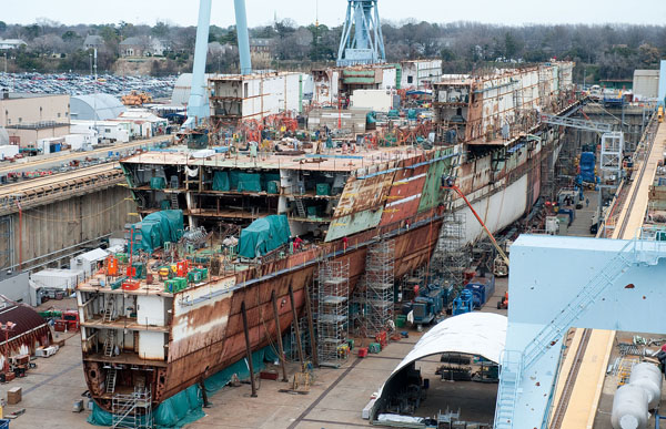 Document: GAO Report on Correcting Construction Defects in Shipbuilding