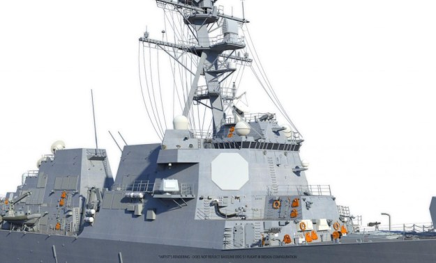 Bath Iron Works Will Build First Flight III Arleigh Burke DDG