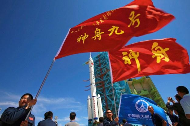 Pentagon: China Developing New Anti-Satellite Weapons, Jammers