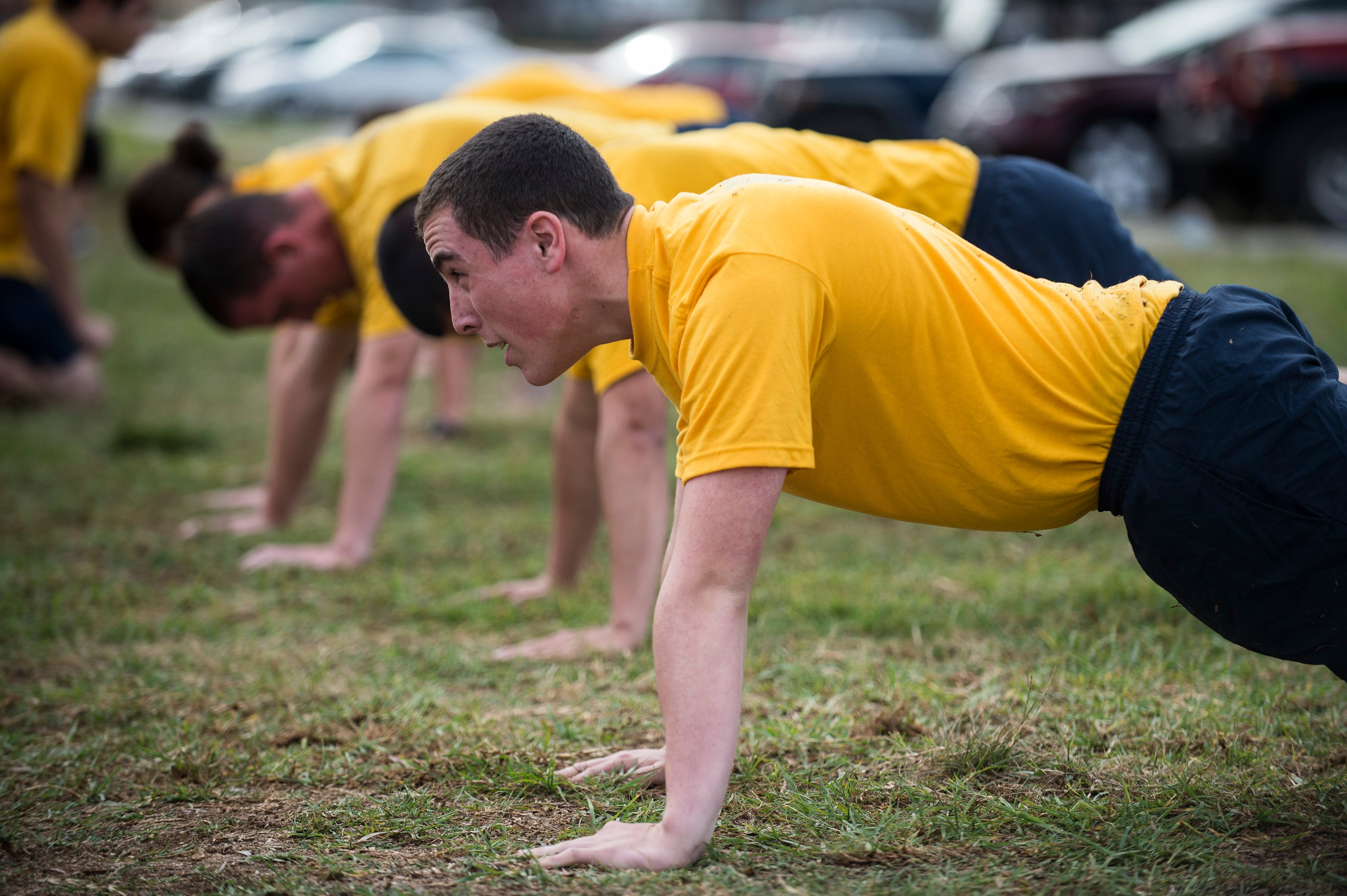 Navy Issues New Fitness Standards To Emphasize Mission Readiness Overall Health