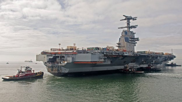 Document: Report to Congress on Ford Class Aircraft Carrier Program