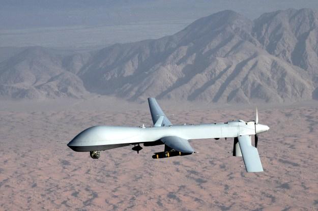 General Atomics MQ-1 Predator UAV (U.S.)