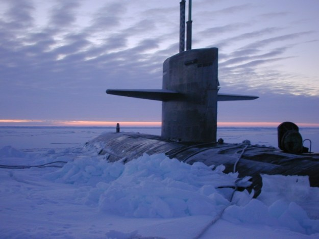 Document: Report to Congress on Changes in the Arctic
