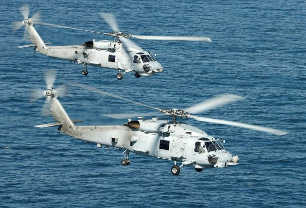 Royal Australian Navy Bullish on New MH-60R Helos