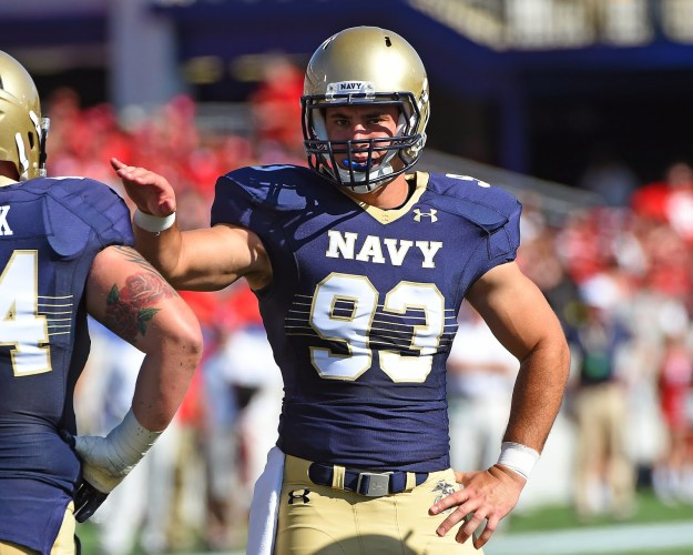 From The U S Naval Academy Gridiron To The Nfl Usni News