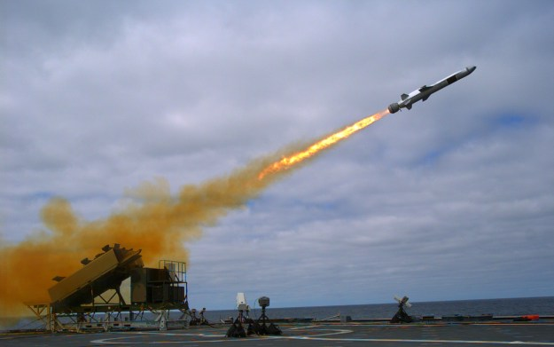 Navy Aims to Install Over-the-Horizon Missile on Littoral Combat Ship by End of 2016