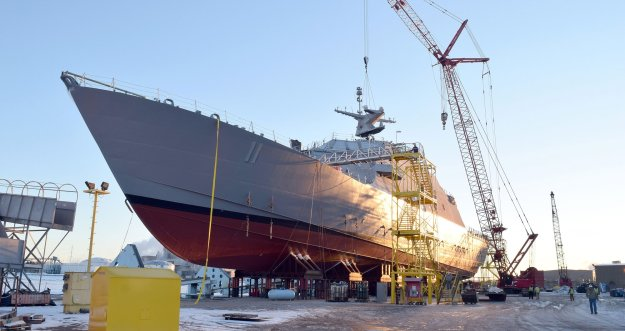 Lockheed Martin Not Planning For Truncated Littoral Combat Ship Program Yet Despite SECDEF Memo