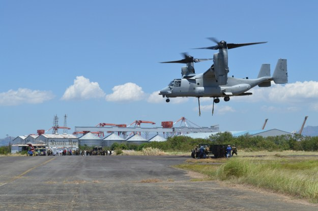 Analysis: New U.S.-Philippine Basing Deal Heavy on Air Power, Light on Naval Support