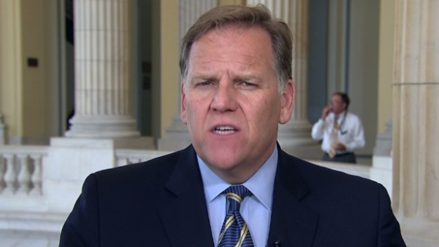 Former House Intelligence Committee Chairman Mike Rogers (R-Mich.)