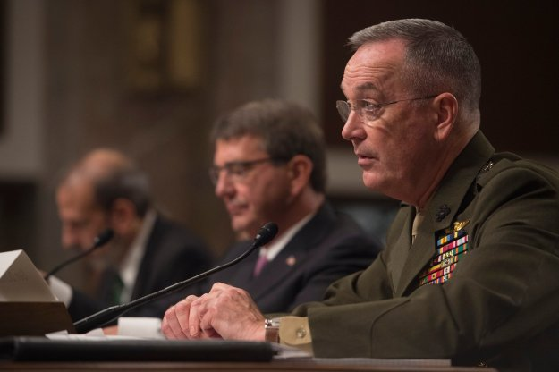 Dunford: Next U.S. Military Strategy Document will be Classified