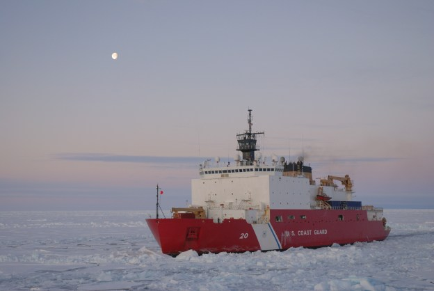 Document: Report to Congress on Polar Coast Guard Icebreaker Modernization