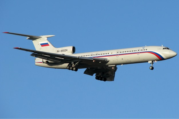 Congress Concerned by Russian Open Skies Surveillance Flights Over U.S.