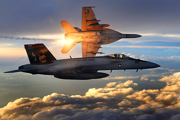 Navy Seeking 'Family of Systems' to Replace Super Hornets, Growlers; Sheds F/A-XX Title