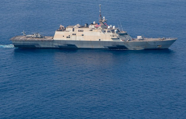 Document: Report to Congress on Littoral Combat Ship/Frigate Program