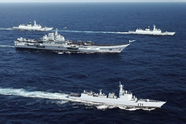 Document: Report on China Naval Modernization