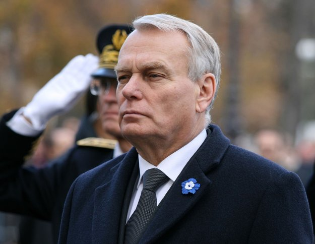 Jean-Marc Ayrault in 2012. Photo by Rémi Jouan via Wikipedia