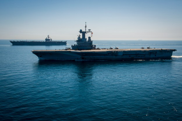 France Sending Carrier Charles de Gaulle Back to ISIS Fight Later This Year