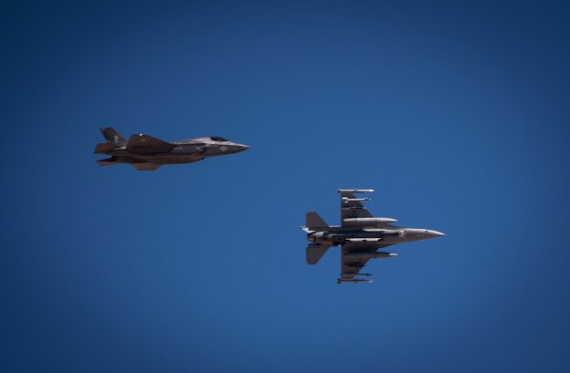 Marine Corps F-35B Makes its Red Flag Air Combat Debut