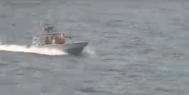 Video: Destroyer USS Nitze Harassed by Iranian Patrol Boats