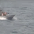 A screen shot of an Iranian Revolutionary Guard Corps Navy patrol boat from a video taken by the crew of USS Nitze. US Navy Image