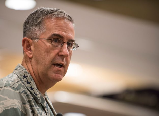 Stratcom Nominee Gen. Hyten Warns Of North Korean Nuclear Advances